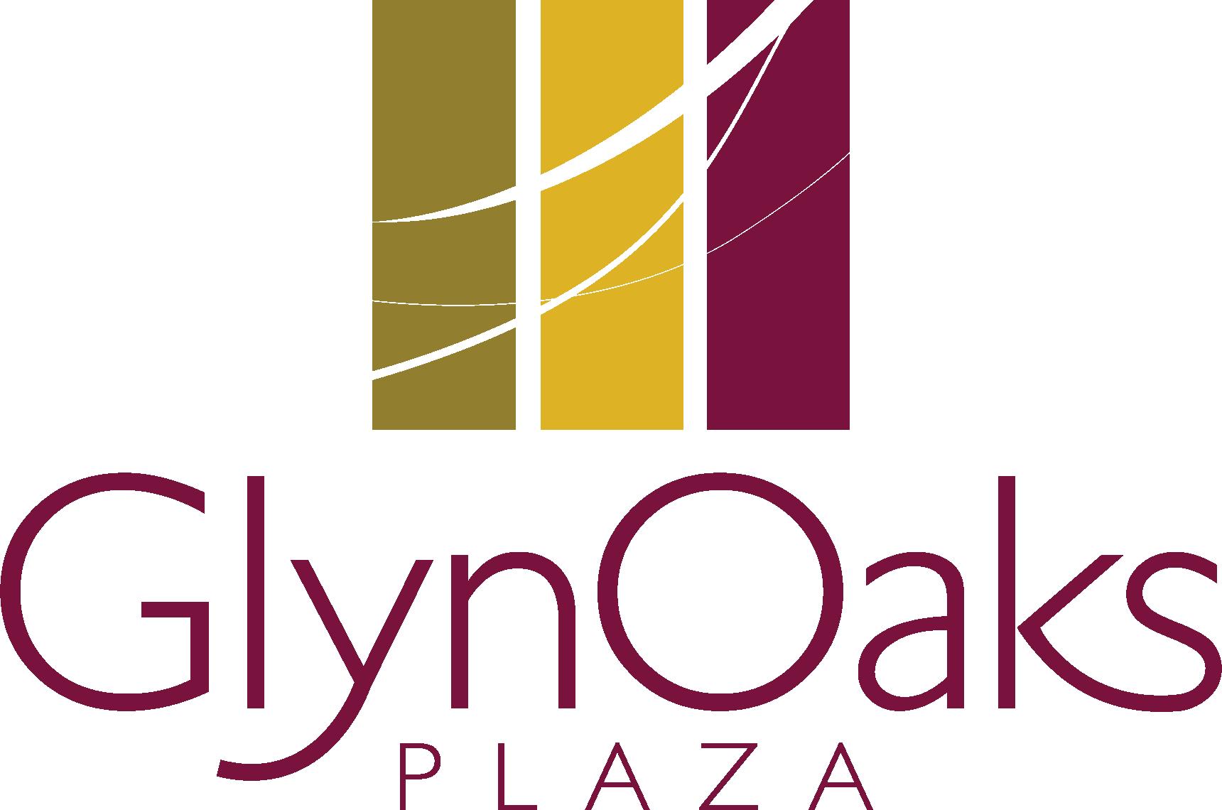 GlynOaks Plaza Logo