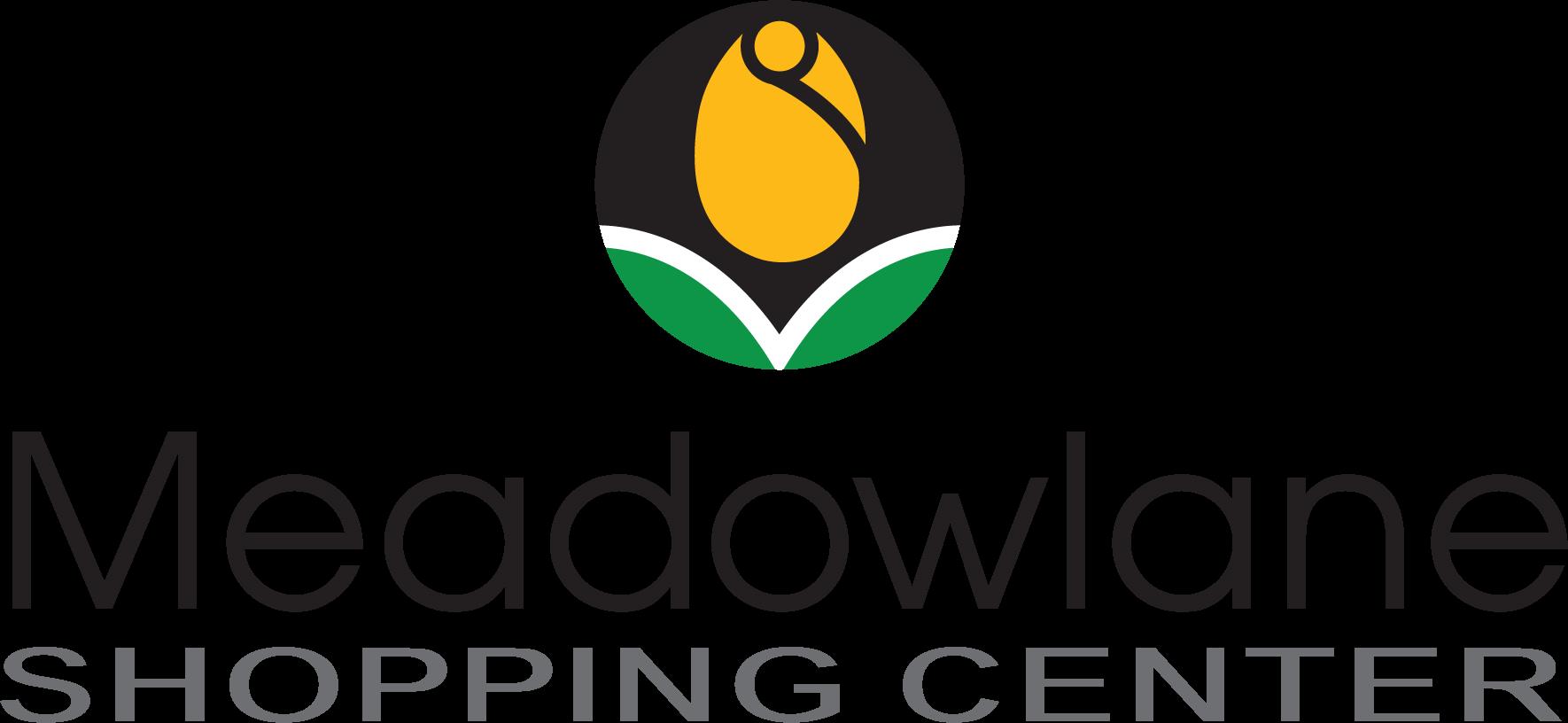 Meadowlane Shopping Center  Logo
